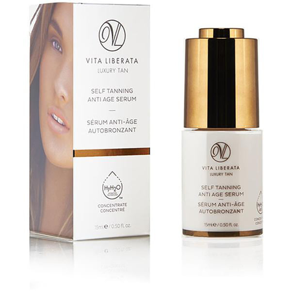 Vita Liberata Self Tanning Anti Age Serum | Holistic Beauty