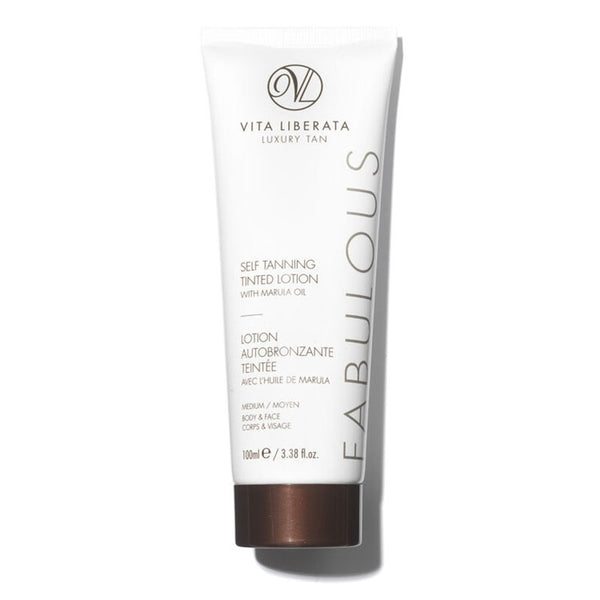 Vita Liberata Self Tanning Tinted Lotion - Medium | Holistic Beauty
