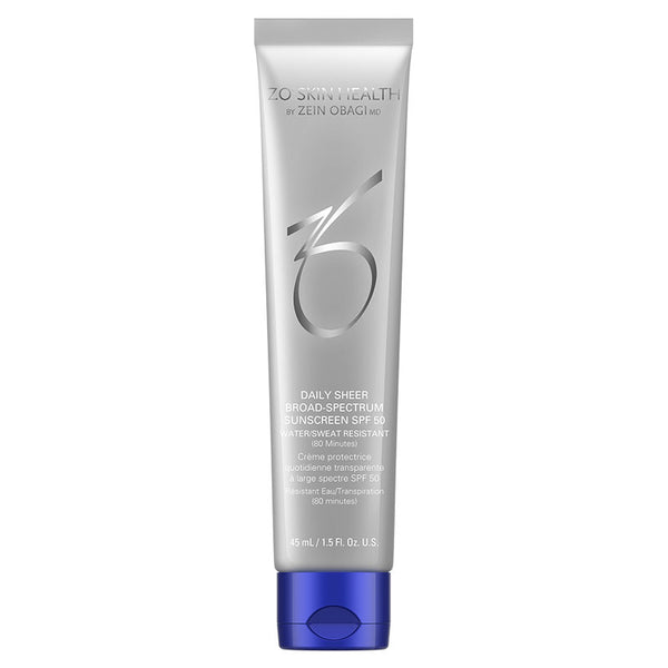 Zo Skin Health Daily Sheer SPF 50