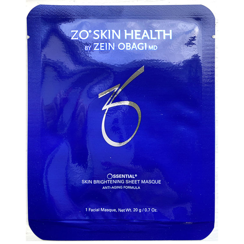 Zo Skin Health Skin Britghtening Sheet Masque | Holistic Beauty