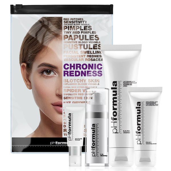pHformula Homecare kit C.R | Holistic Beauty