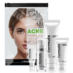 pHformula Homecare kit A.C. | Holistic Beauty