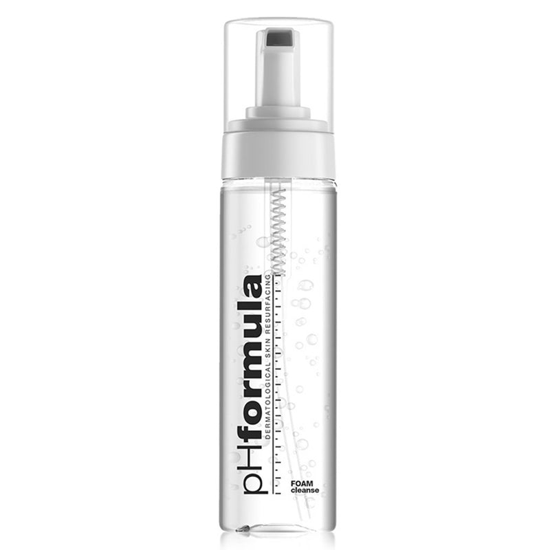 pHformula F.O.A.M cleanse | Holistic Beauty