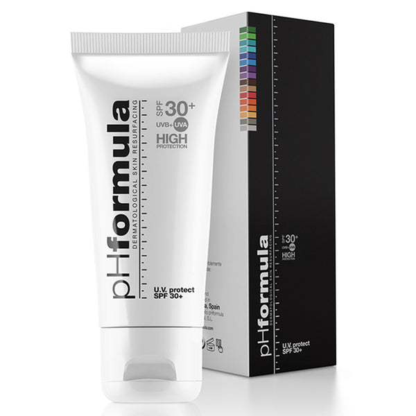 pHformula U.V. protect SPF 30+ | Holistic Beauty