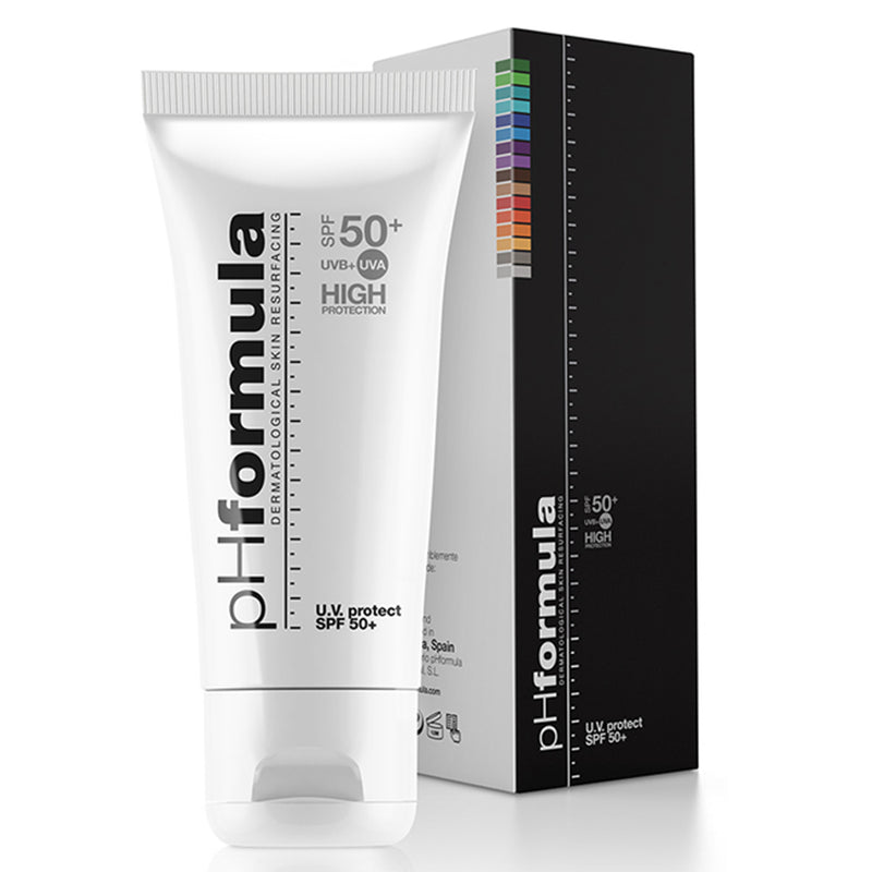 pHformula U.V. protect SPF 50+ | Holistic Beauty