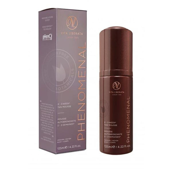Vita Liberata Phenomenal 2-3 Weeks Tan Mousse - Dark | Holistic Beauty