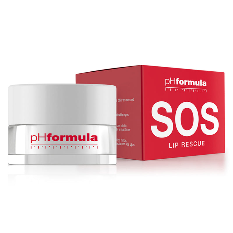 pHformula SOS lip rescue | Holisitc Beauty