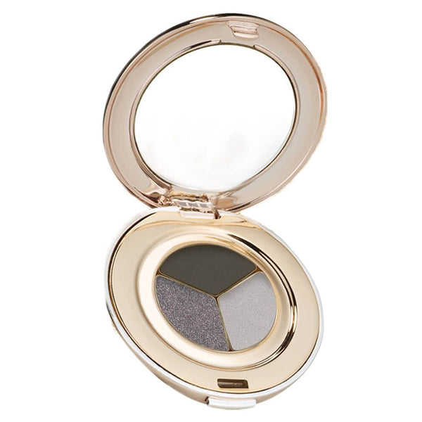 Jane Iredale PurePressed Triple Eye Shadow - Silver Lining