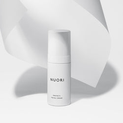 NUORI Protect+ Facial Cream | Holistic Beauty