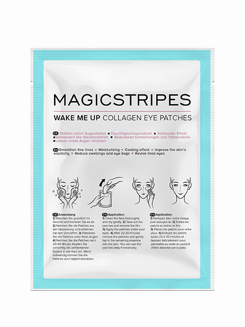 Wake Me Up Collagen Eye Patches - Single Maske
