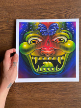 Load image into Gallery viewer, Third Eye Ejaculation Celebration Print