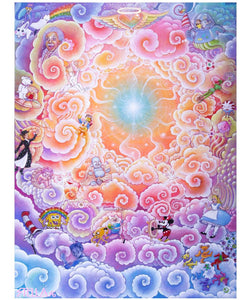 Divine Imagination Limited Edition Giclee Print