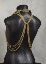 Golden Collar Body Piece