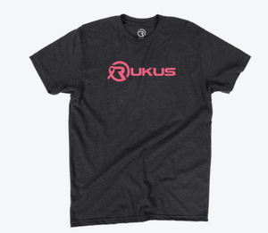 #RukusGoesPink Limited Edition Super Soft Classic Tee - Black