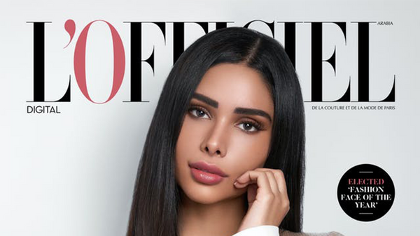 L'Officiel Arabia - Dec 2020