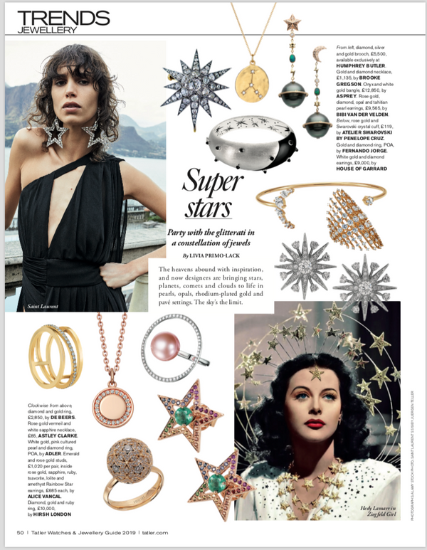Tatler Jewellery Guide
