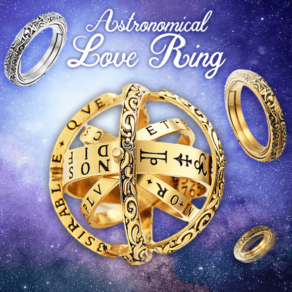 b705ff2648 Astronomical Love Ring(BUY 3 GET FREE SHIPPING) – 366everyday