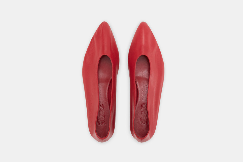 Party Flat Red