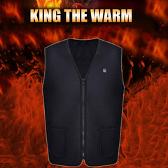 Image of USB Heated Outdoor Vest