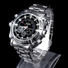 DV Hidden Camera Watch 8GB