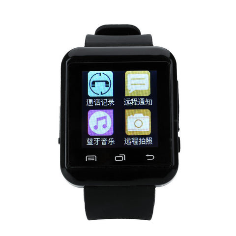 SIM Card &  Bluetooth Smartwatch for iPhone Android