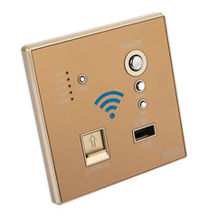 Wifi Wall Socket Wifi Wall Router Multifunctional USB Charger