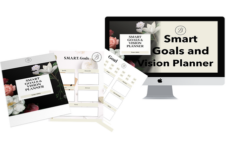 Smart Goals and Vision Planner