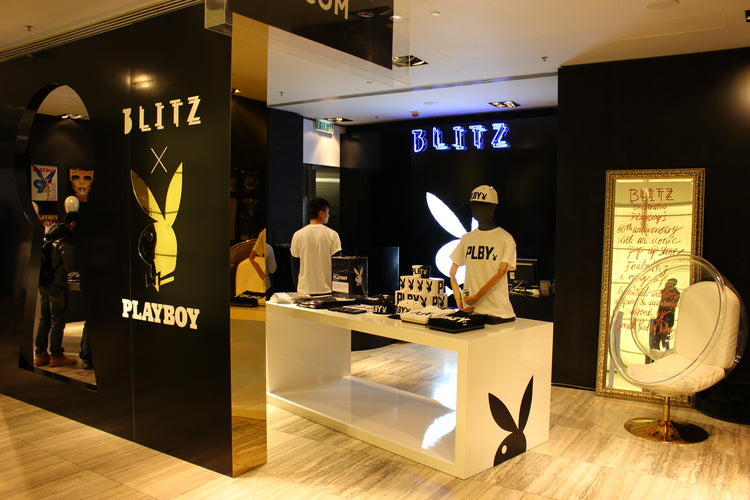 BLITZ X Playboy Event Catering | Jouer