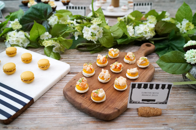 Catering | L'Occitane Pop-up Event | Jouer Atelier
