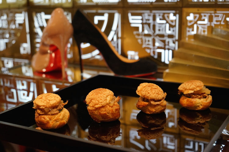 Christian Louboutin Event Catering | Jouer