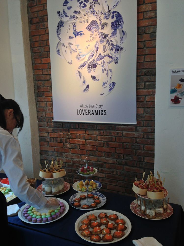 Loveramics Event Catering | Jouer