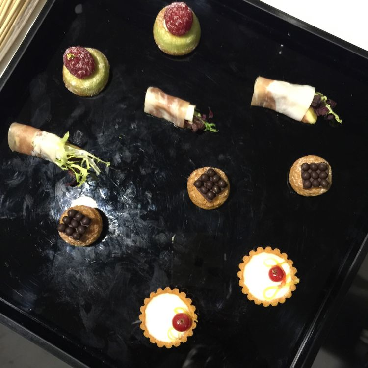 Event Catering for Tod's | Jouer