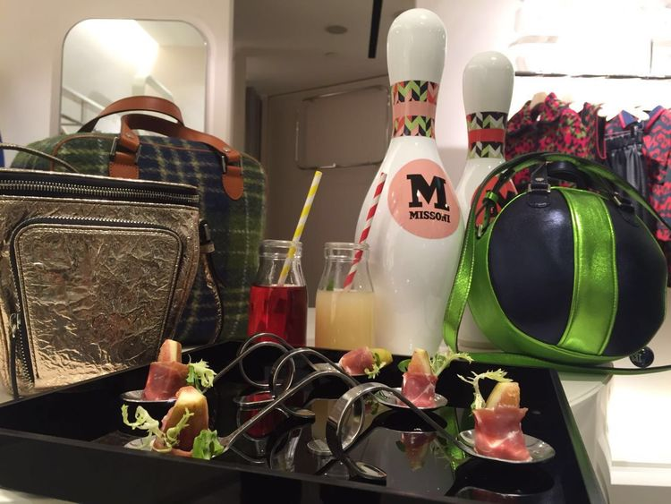 Missoni Event Catering | Jouer