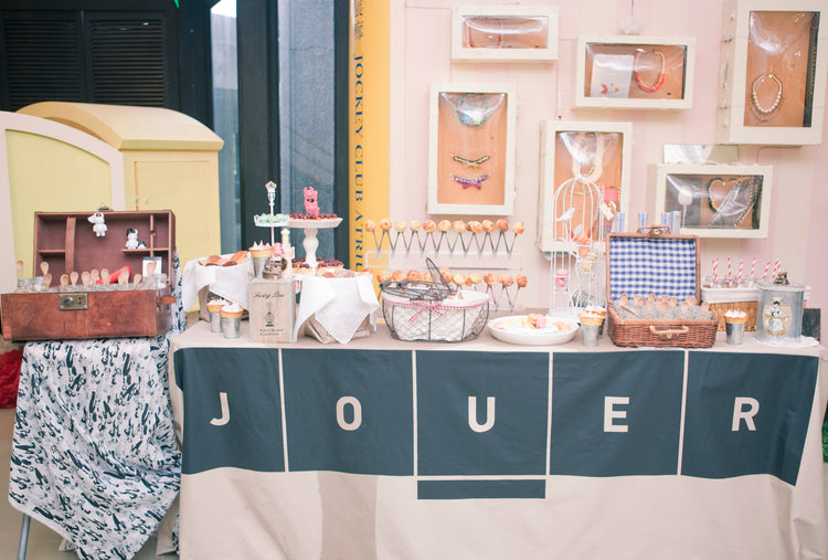 Daydream Nation Event Catering | Jouer