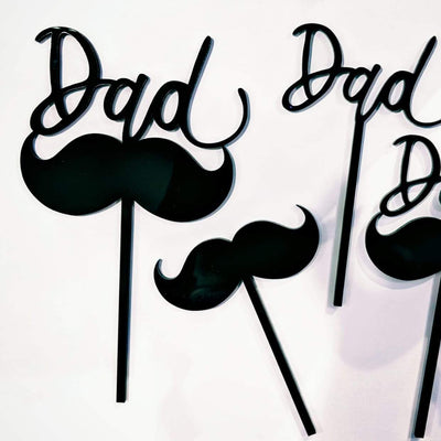 Jouer Father's Day Cake Topper