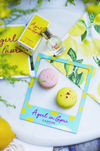 Combo Set: Afternoon Tea Set & Fragrance