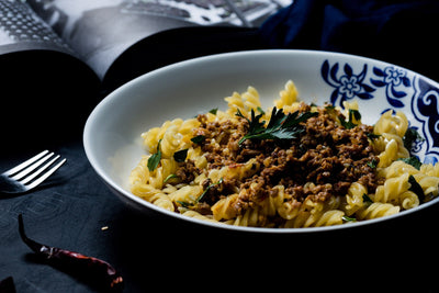 International Women's Day Lunch Set - Mapo Fusilli