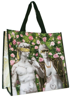 Sassical Statues XL Tote Bag