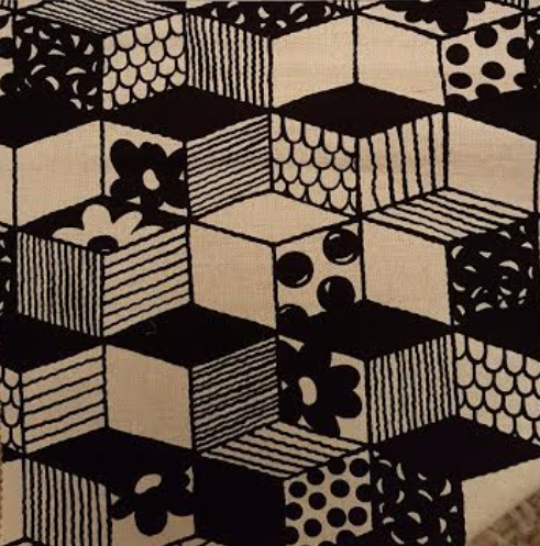 Fabric - Betsuin Geometric (Japan)