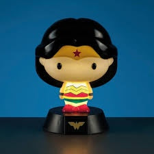 3D Character Light - Wonder Woman