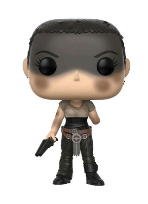 Pop Vinyl Figurine - Mad Max  Furiosa (With Missing Arm) Special Edition