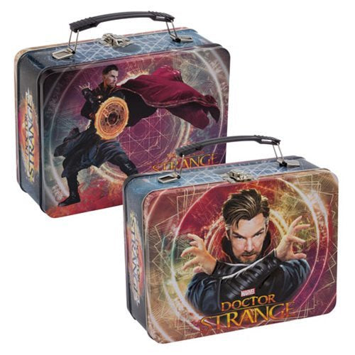 Doctor Strange Tin Metal Lunchbox