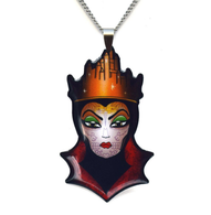 Jubly Umph Necklace - Evil Queen