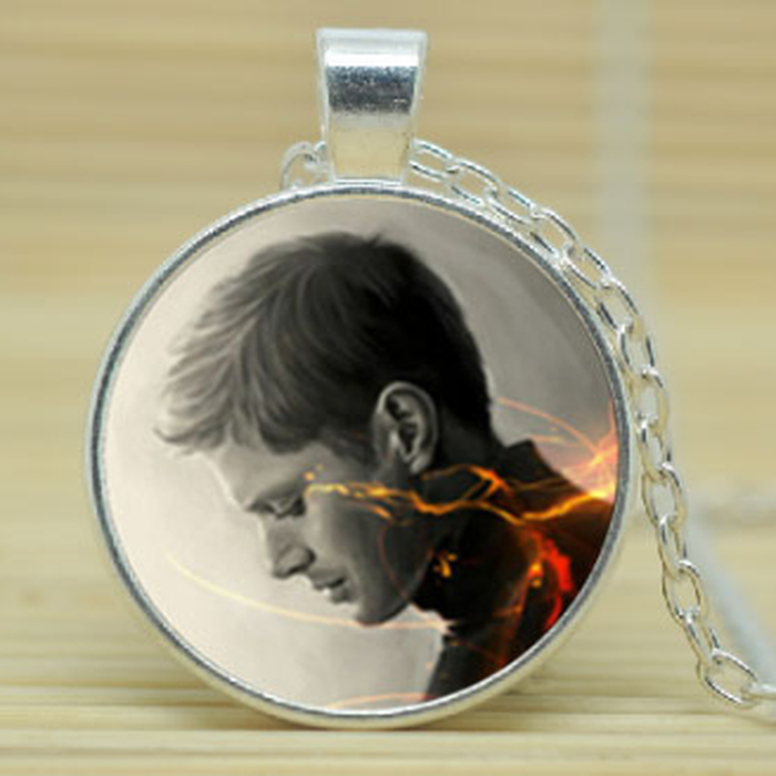 Supernatural Dean Dome Necklace