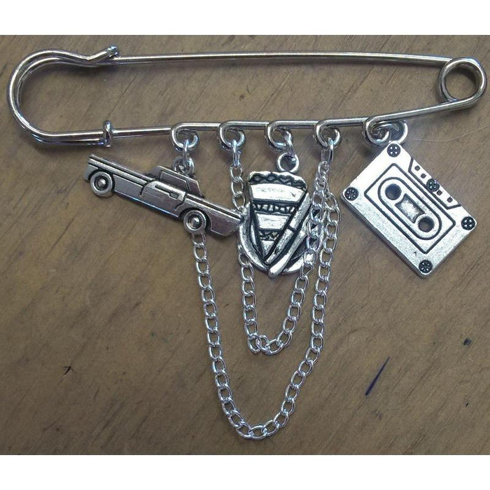 Supernatural - Kilt Pin Brooches