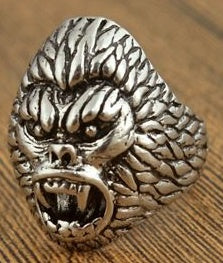 King Kong Titanium Ring