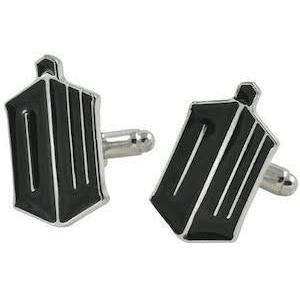 Cufflinks - Doctor Who - Doctor Who Logo