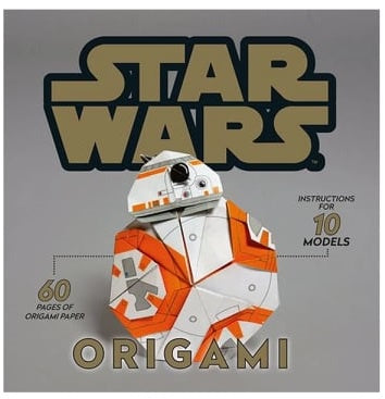 Star Wars Origami Book