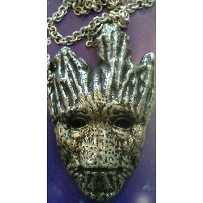 Groot Guardians of the Galaxy Necklace