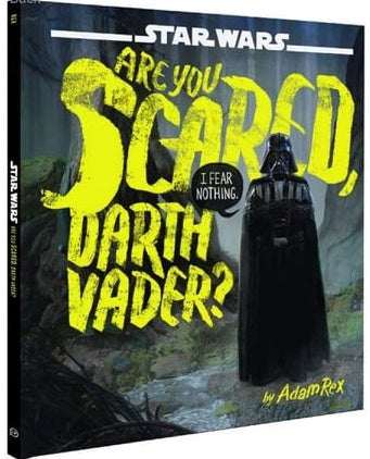 Are You Scared, Darth Vader? Book